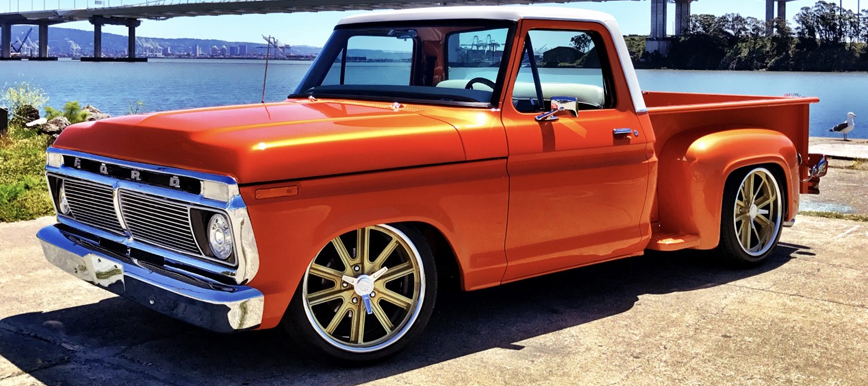 F100 with 20 inch