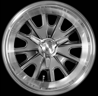 Custom Wheels, Chrome Rims, Tire Packages At CARiD.com